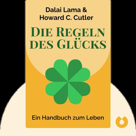 Die Regeln des Glücks by Dalai Lama & Howard C. Cutler