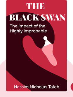 The Black Swan: The Impact of the Highly Improbable by Nassim Nicholas Taleb