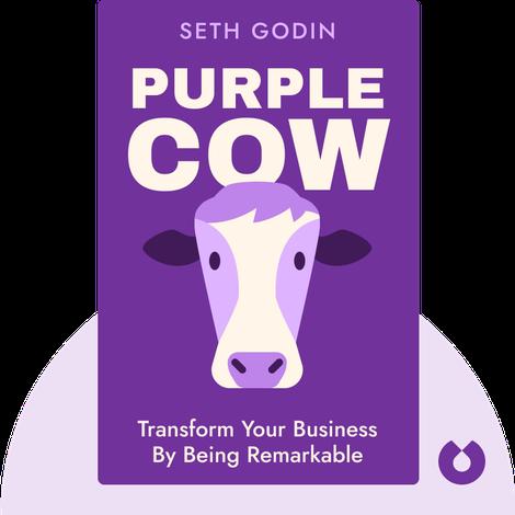 Purple Cow von Seth Godin