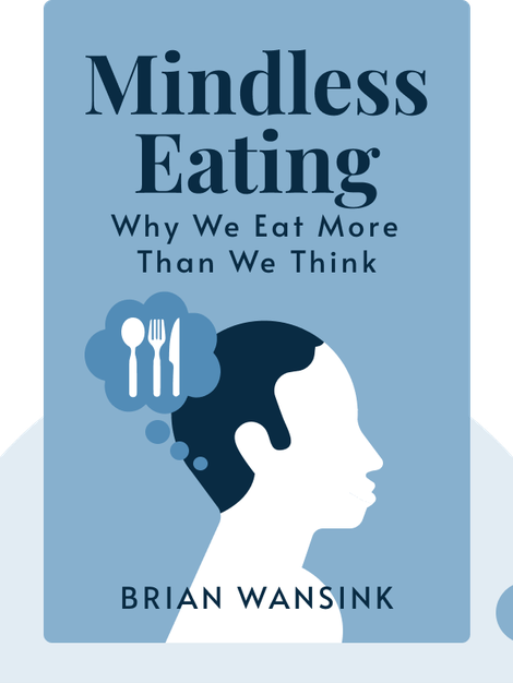 Mindless Eating: Why We Eat More Than We Think von Brian Wansink