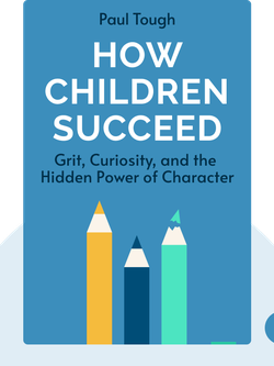 How Children Succeed: Grit, Curiosity, and the Hidden Power of Character von Paul Tough