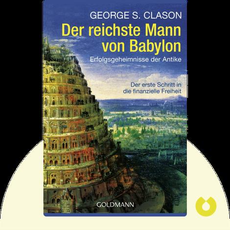 Der reichste Mann von Babylon by George Samuel Clason