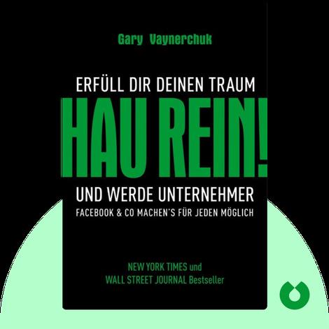 Hau rein! by Gary Vaynerchuk