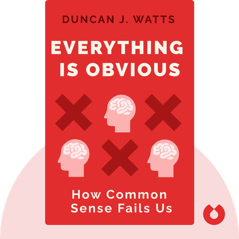 Everything is Obvious von Duncan J. Watts