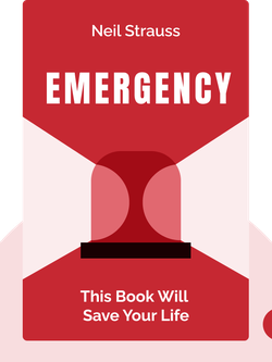 Emergency: This Book Will Save Your Life von Neil Strauss