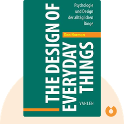 The Design of Everyday Things: Psychologie und Design der alltäglichen Dinge by Donald A. Norman