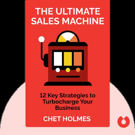 The Ultimate Sales Machine von Chet Holmes