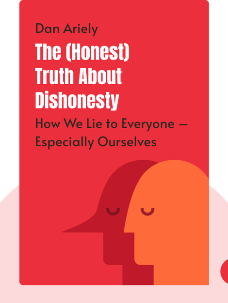 The (Honest) Truth About Dishonesty: How We Lie to Everyone – Especially Ourselves von Dan Ariely