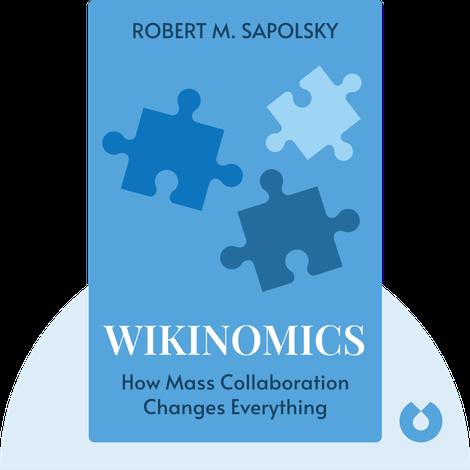Wikinomics by Don Tapscott & Anthony D. Williams