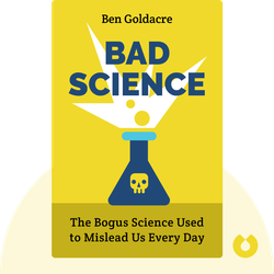 Bad Science von Ben Goldacre