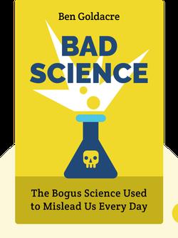 Bad Science von Ben Goldacre