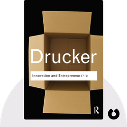 Innovation and Entrepreneurship von Peter Drucker