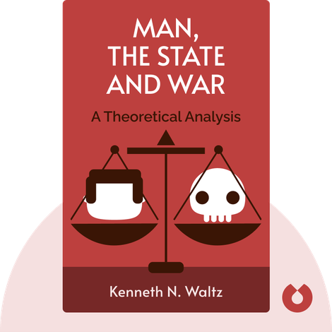 Man, the State and War by Kenneth N. Waltz