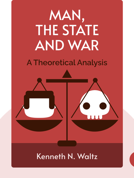 Man, the State and War: A Theoretical Analysis von Kenneth N. Waltz
