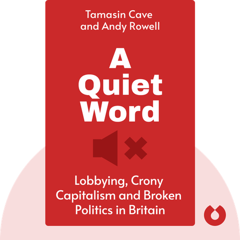 A Quiet Word by Tamasin Cave and Andy Rowell