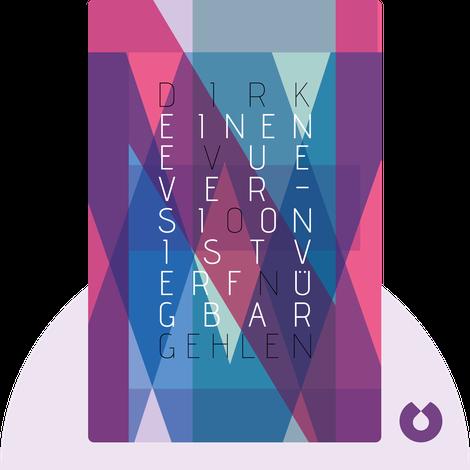Eine neue Version ist verfügbar by Dirk von Gehlen