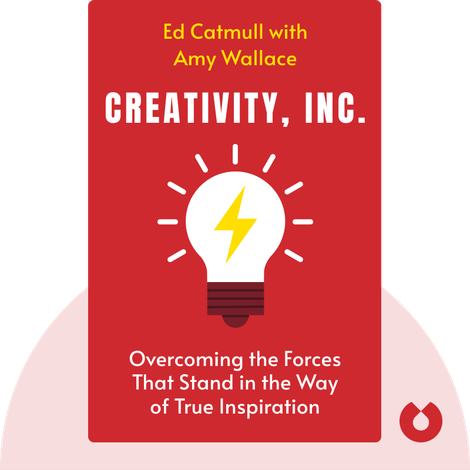 Creativity, Inc. von Ed Catmull with Amy Wallace