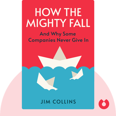 How the Mighty Fall von Jim Collins