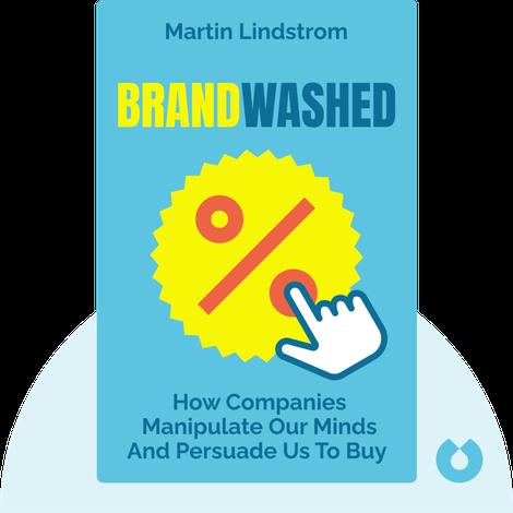 Brandwashed by Martin Lindstrom
