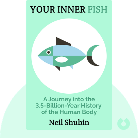 Your Inner Fish von Neil Shubin