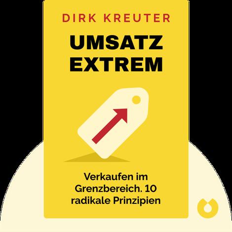 Umsatz extrem by Dirk Kreuter