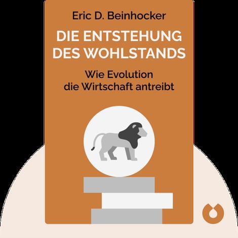 Die Entstehung des Wohlstands by Eric D. Beinhocker