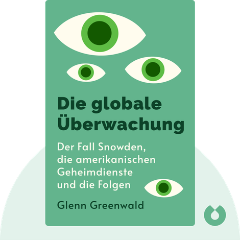 Die globale Überwachung by Glenn Greenwald