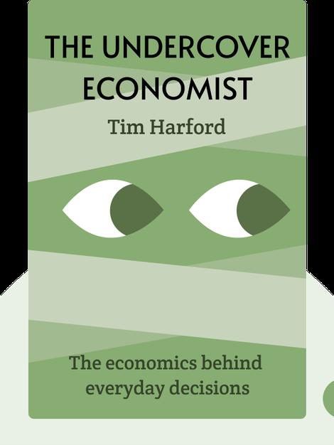The Undercover Economist von Tim Harford