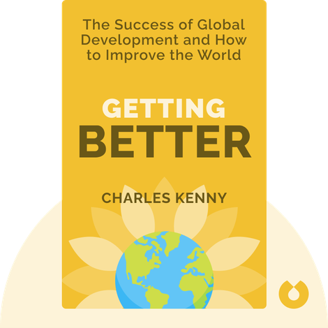 Getting Better by Charles Kenny
