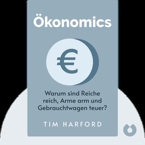 Ökonomics von Tim Harford