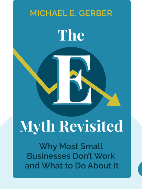 The E-Myth Revisited: Why Most Small Businesses Don't Work and What to Do About It von Michael E. Gerber