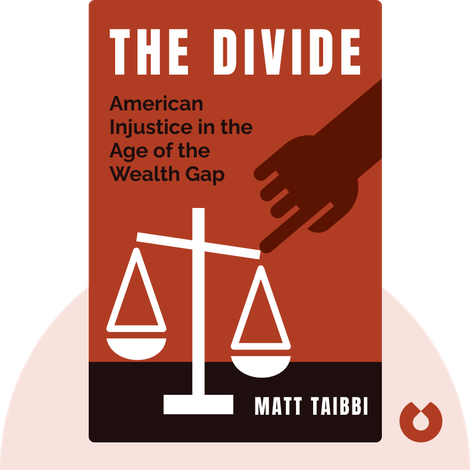 The Divide von Matt Taibbi