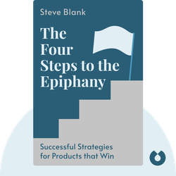 The Four Steps to the Epiphany: Successful Strategies for Products that Win by Steve Blank