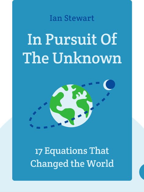 In Pursuit of the Unknown: 17 Equations That Changed the World by Ian Stewart