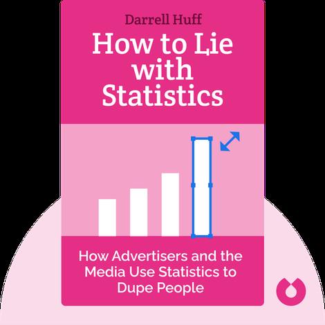How to Lie with Statistics von Darrell Huff