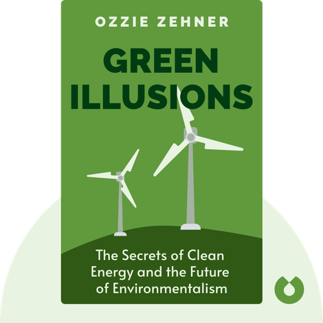 Green Illusions by Ozzie Zehner