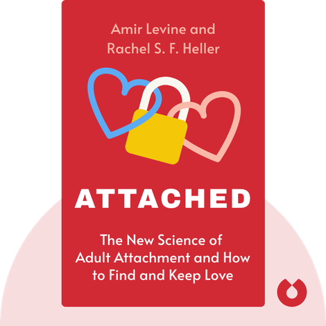 Attached by Amir Levine and Rachel S. F. Heller