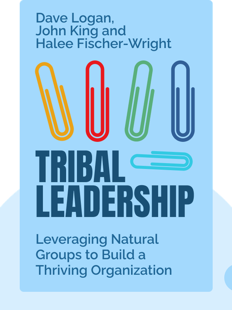 Tribal Leadership: Leveraging Natural Groups to Build a Thriving Organization von Dave Logan, John King and Halee Fischer-Wright
