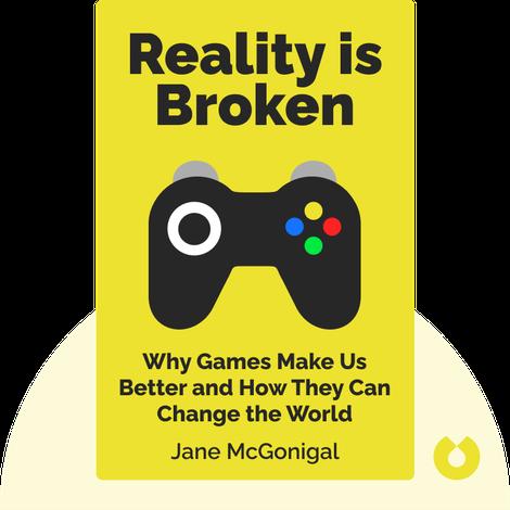 Reality is Broken von Jane McGonigal