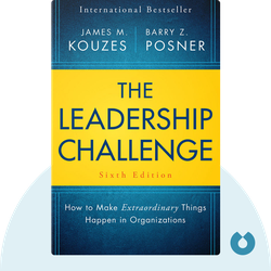 The Leadership Challenge: How to Make Extraordinary Things Happen in Organizations by James Kouzes and Barry Posner