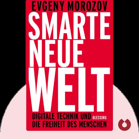 Smarte neue Welt by Evgeny Morozov