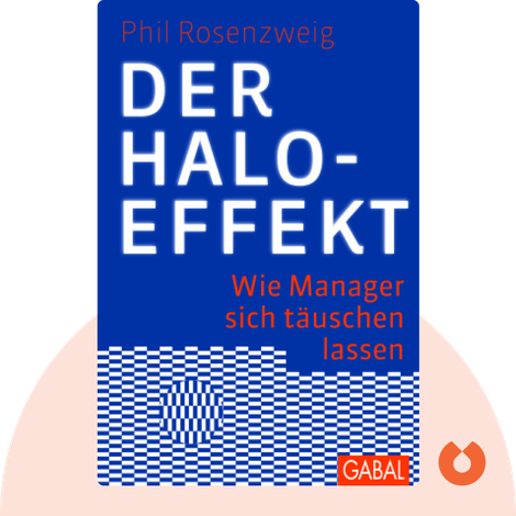 Der Halo-Effekt by Phil Rosenzweig