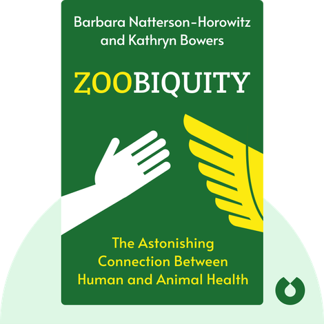 Zoobiquity von Barbara Natterson-Horowitz and Kathryn Bowers