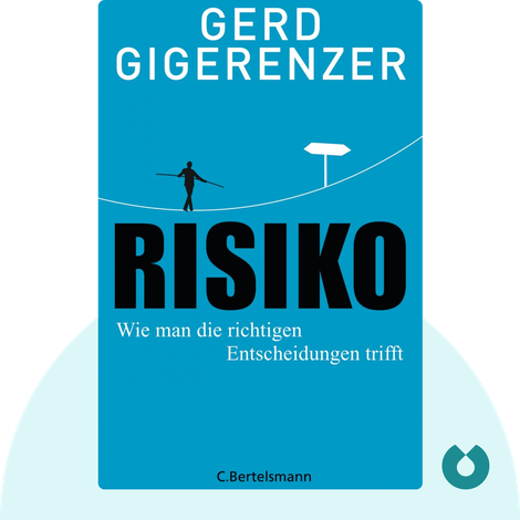 Risiko by Gerd Gigerenzer
