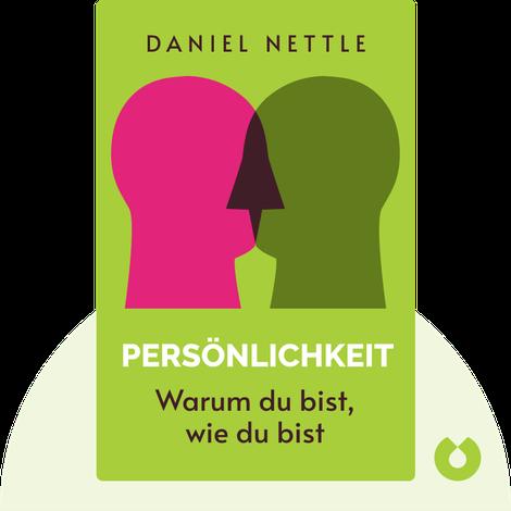 Persönlichkeit by Daniel Nettle
