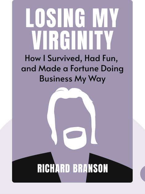Losing My Virginity: How I Survived, Had Fun, and Made a Fortune Doing Business My Way by Richard Branson