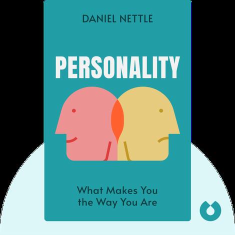 Personality von Daniel Nettle