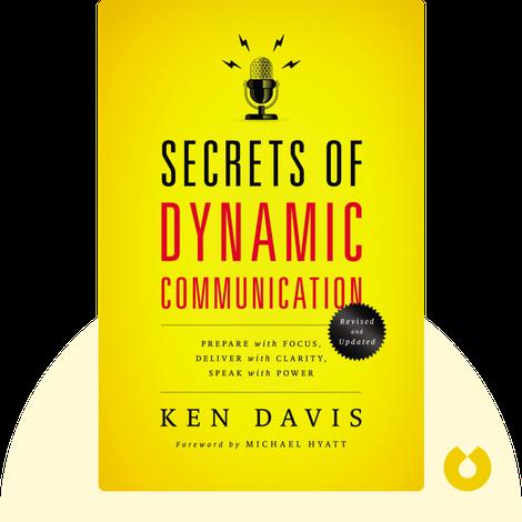 Secrets of Dynamic Communication von Ken Davis