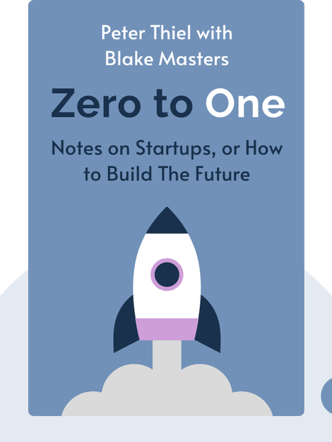 Zero to One: Notes on Startups, or How to Build The Future von Peter Thiel with Blake Masters