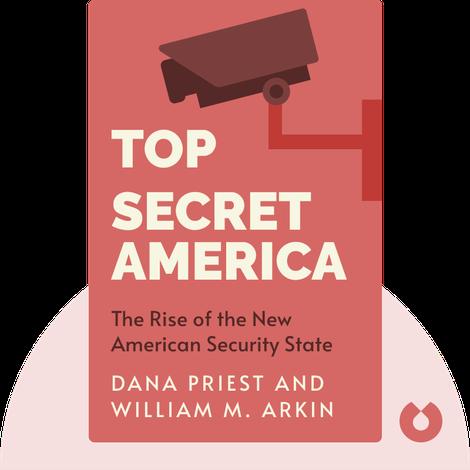 Top Secret America von Dana Priest and William M. Arkin